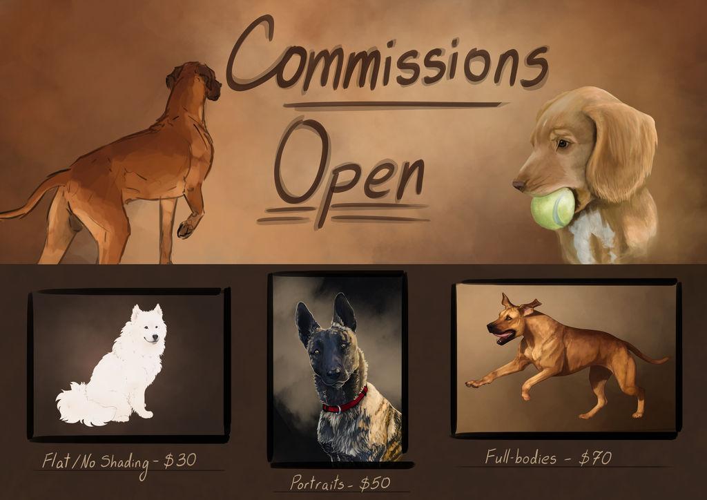 Commission Prices (AUD)