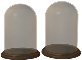 dome glass jar - 1500x1100 by rendered-stock