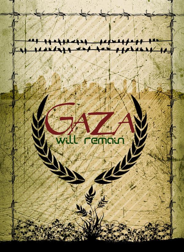 Gaza by bent-masrya