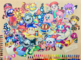 Kirby and Dream Friends