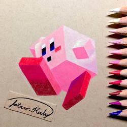 Minecraft Kirby