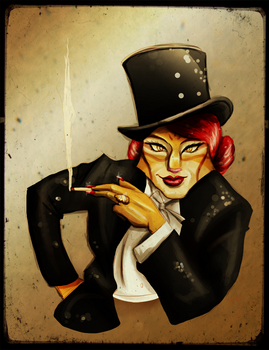Madonna Dietrich