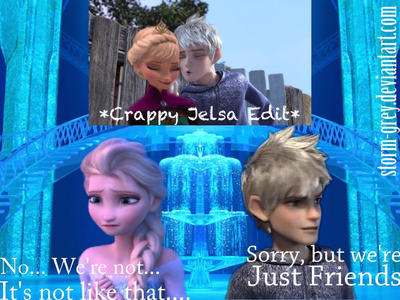 Elsa and Jack React and Respond to Jelsa(AntiJelsa