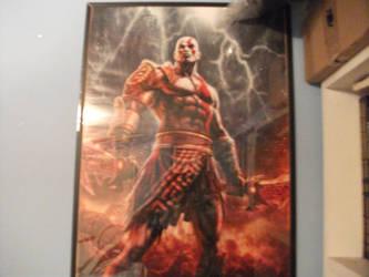 God Of War Promotional Poster