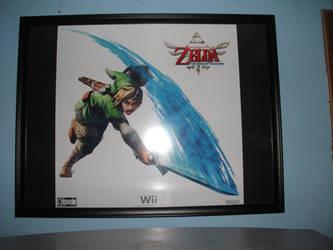 Zelda: Skyward Sword Poster