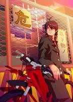 bakemonogatari 3 by cher-JP