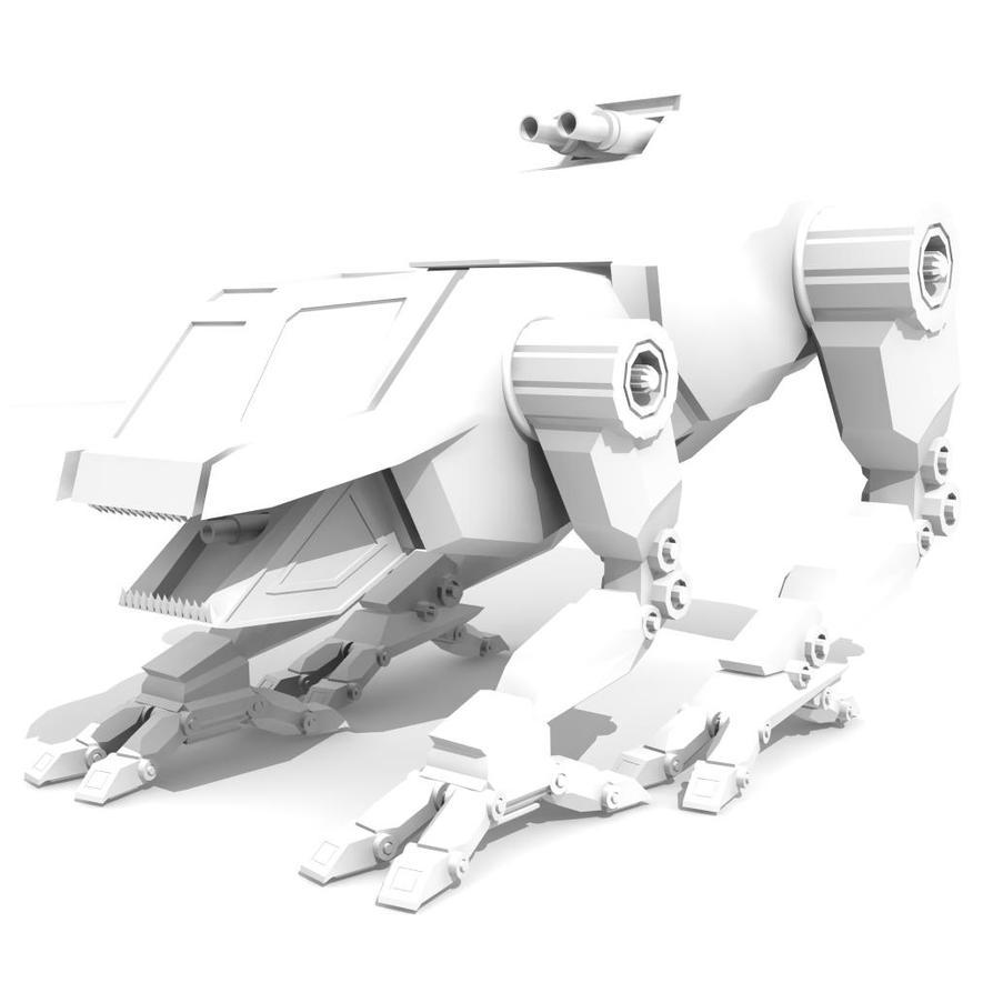Dragon Mech v1.0 by sinprex