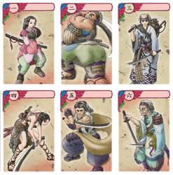 Ninja Wars - Swordmaster