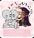 P2U Base   Tender kiss