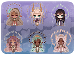CLOSED - Gemlunys Adoptables Auction