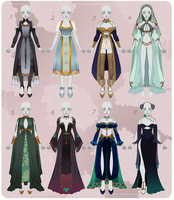 [CLOSED] Outfit Adoptables