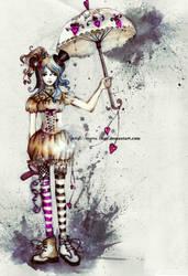 gothic lolita by maria-chan