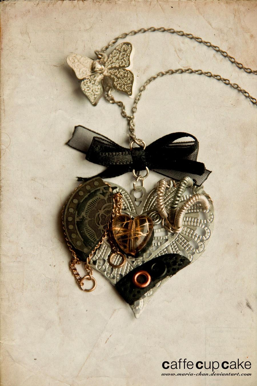 Steampunk Heart, silver ed. by maria-chan