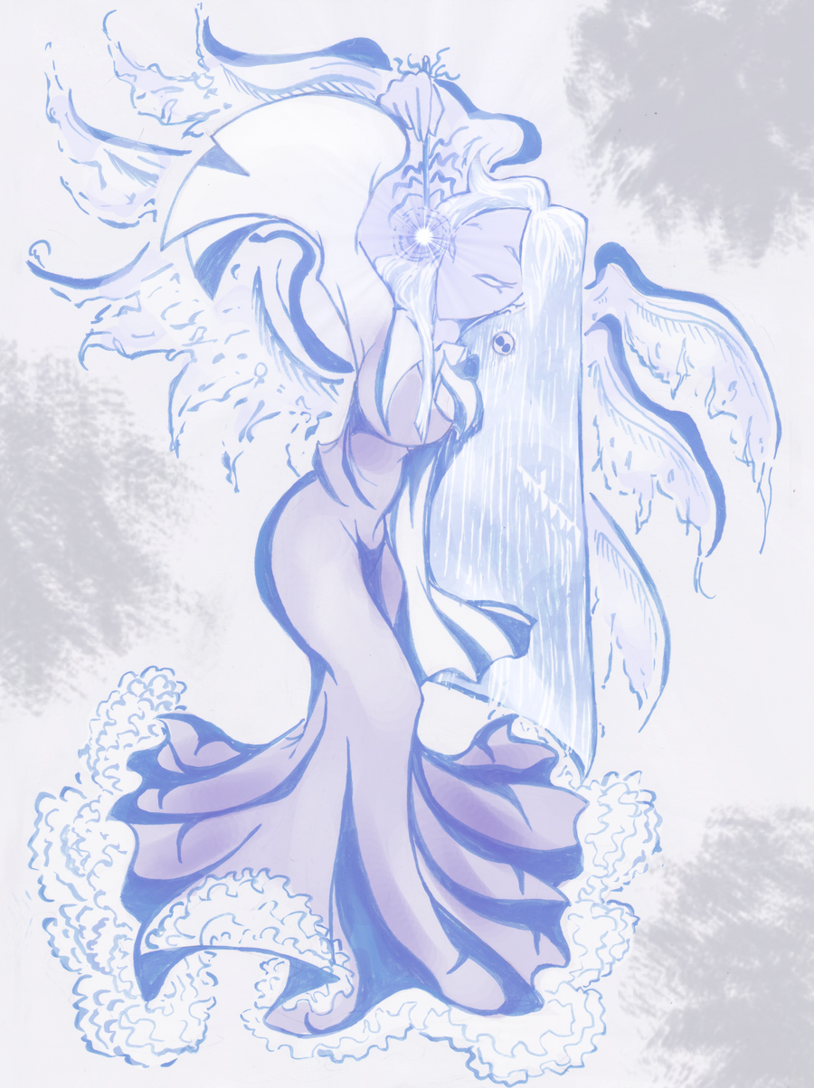 That Angel Nobody Remembered by Akiro-Atalanta
