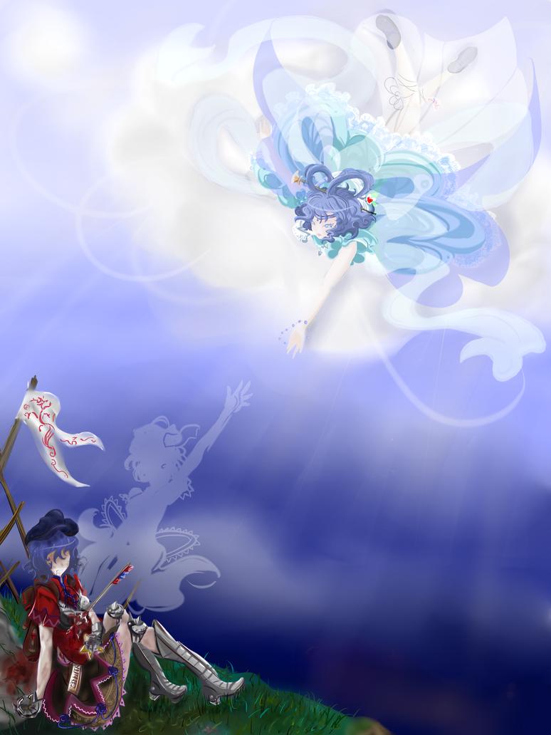 Rising Paradise by Akiro-Atalanta