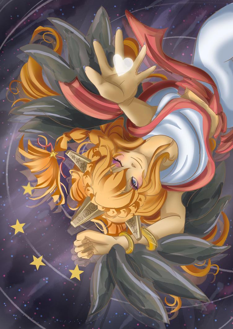 Ishtar by Akiro-Atalanta