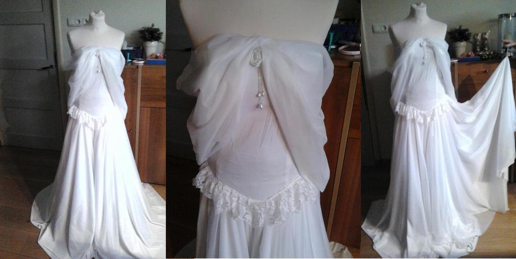 Juliet\'s Wedding Dress by fantasydesigner on DeviantArt