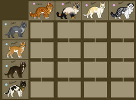 Realistic cat Breedables (Open!) by ScorchHound-Adopts