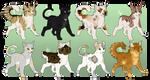 Kitten adopts 2 - 4/8 Open