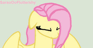 Fluttershy Crying