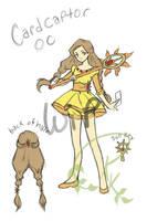 Cardcaptor oc by Rachel8889