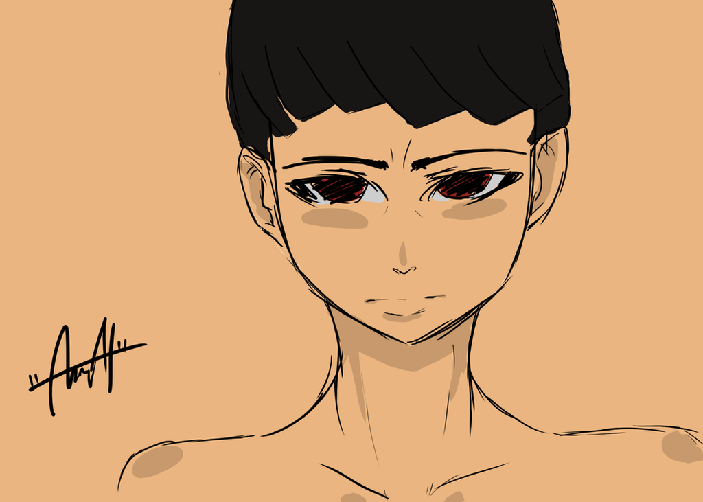 Sad Boy by Neonspectrum