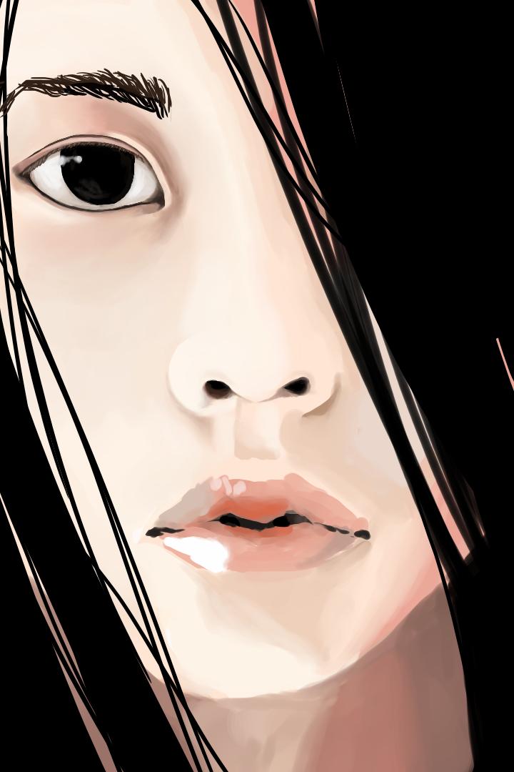 Asian Potrait by Neonspectrum