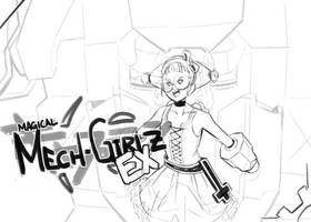 Magical Mecha-Girls the anime