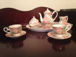 Tea set 1 by AlvaAnada1