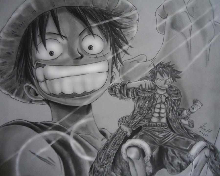Monkey D.Luffy by PopoKarimz