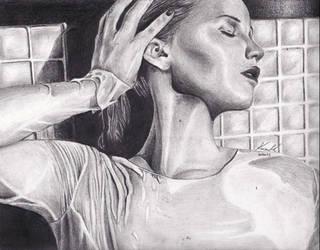 Jennifer Lawrence by PopoKarimz