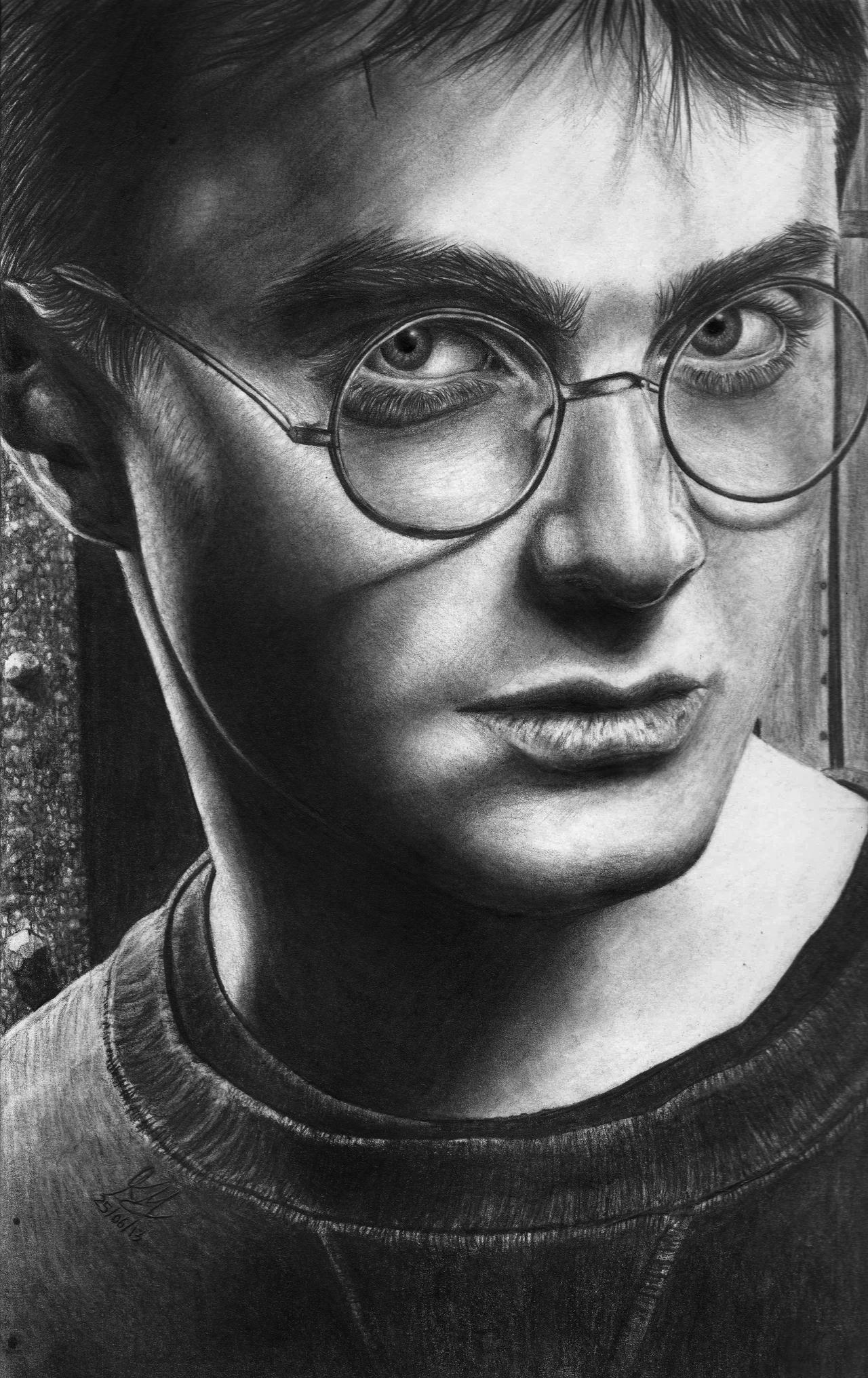 Harry Potter by PopoKarimz on DeviantArt