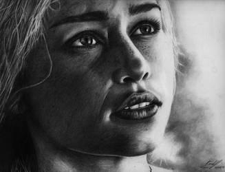 Daenerys Targaryen by PopoKarimz