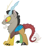 Discord is the Best Pony