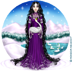Miserere and the Swans by Monica-NG
