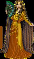 Radhe, Master of Earth by Monica-NG