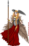Winged Freya