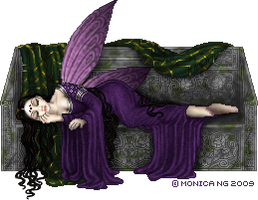 Miserere Dreaming Fae by Monica-NG