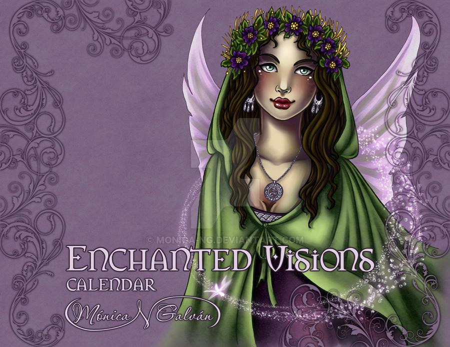 Enchanted Visions - Calendar by Monica-NG