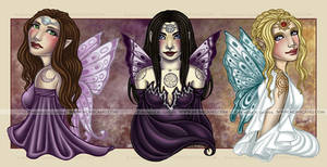 Daughters of Idriel