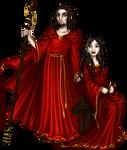 Kryen Pyrus and Myria Pyram