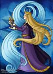 Iris -  The Queen of Cups