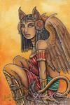 Warrior Sphinx