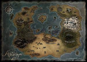 Astaryn Map