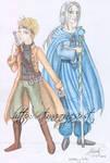 Aidora y Iule