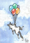Balloons by liselotte-eriksson