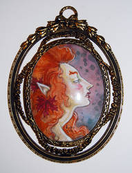 Redhead by liselotte-eriksson