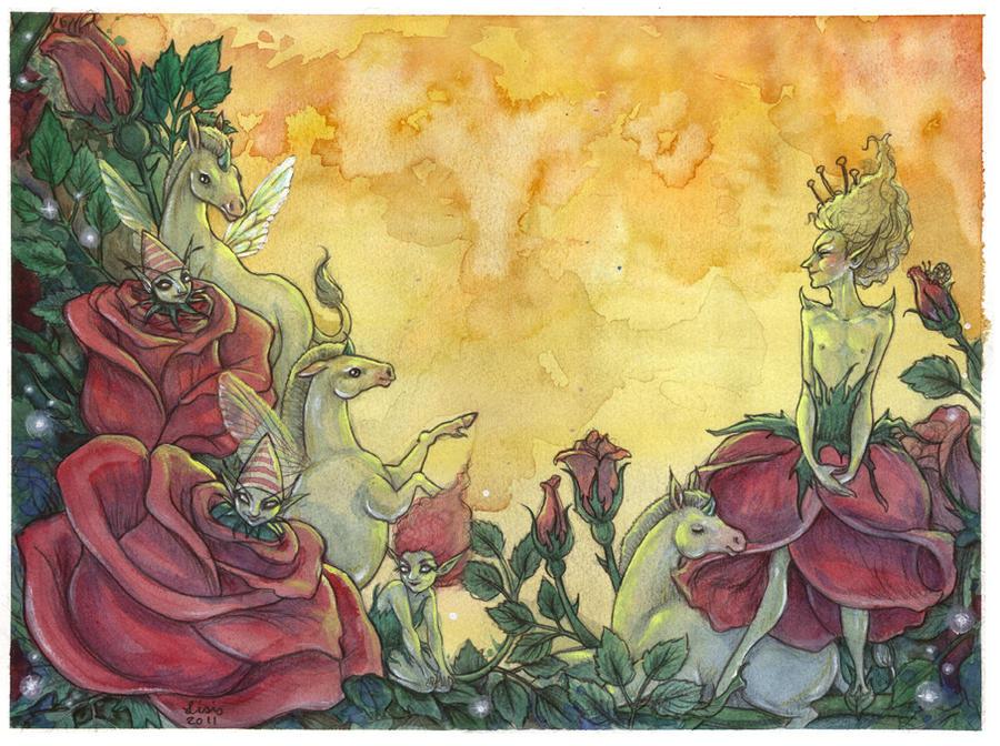 Roses by liselotte-eriksson