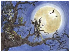 Darklings by liselotte-eriksson