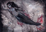 Goth merman